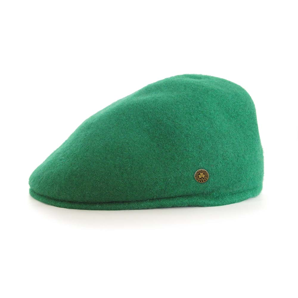 Wool Flat Cap - Medium (58cm)